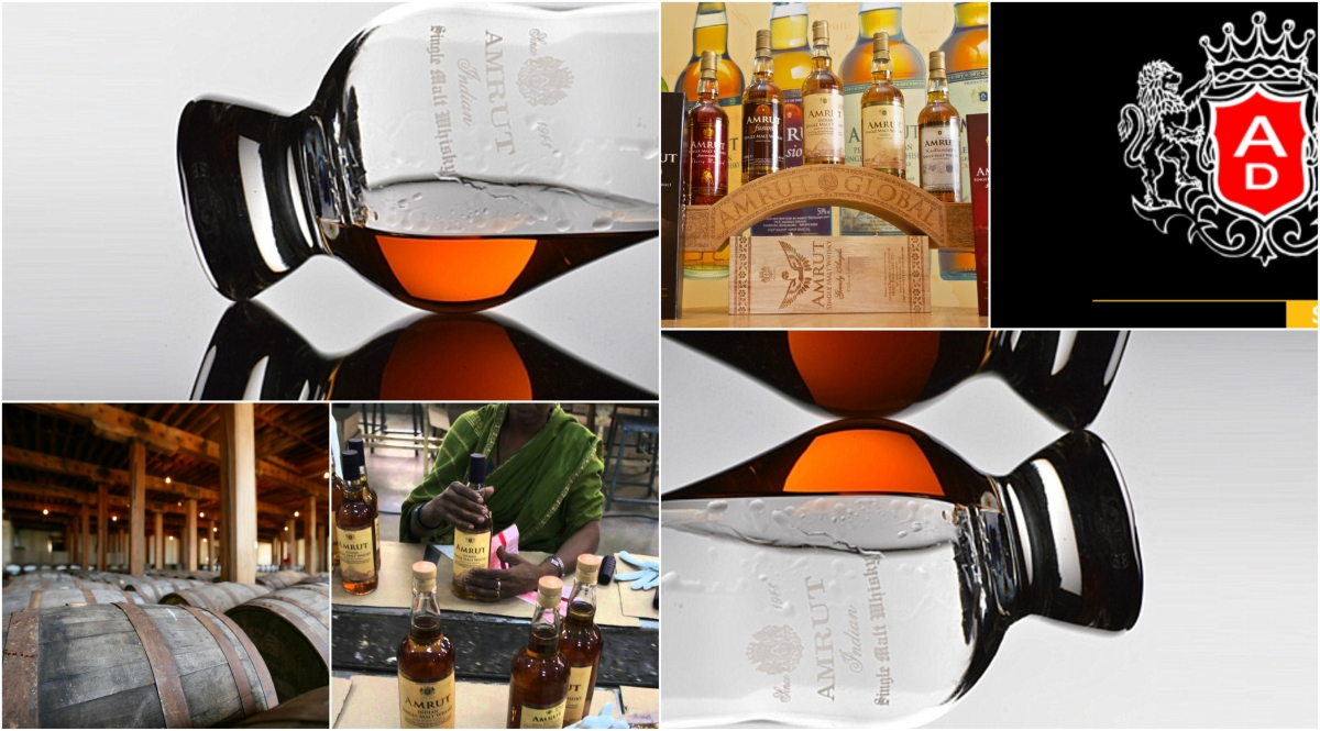 AMRUT : INDIAN Whiksy From Raj To Revolution