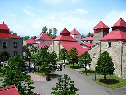 Yoichi-Distillery