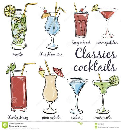 classic-cocktails-hand-drawn-illustration-cocktail-including-recipes-ingredients-vector-collection-59640863